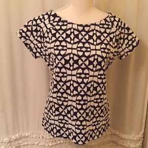 Banana Republic Short Sleeved Top